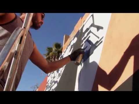 Lek x Sowat x Arnaud Liard - CONTREBANDE @ David Bloch Gallery - Marrakech