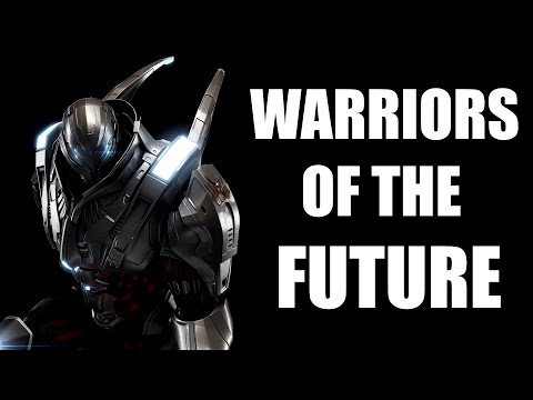 Warriors Of The Future - A Study Of The Evolution Of Warfare
