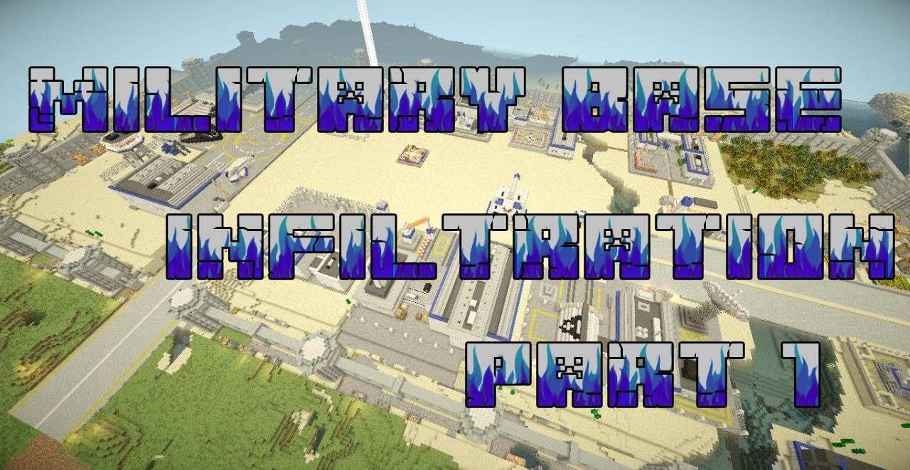 Military base maps for minecraft pe for android apk download.