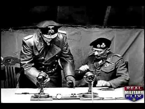 Surrender Films, Europe, May 1945 - Audio!