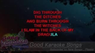 Dragula - Rob Zombie (lyrics Karaoke) [ goodkaraokesongs.com ]