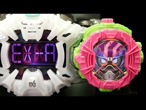 仮面ライダージオウ 【DXエグゼイドライドウォッチ】 Kamen Rider Zi-O Ziku-Driver 【DX Ex-Aid Ride Watch】