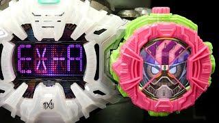 仮面ライダージオウ 【DXエグゼイドライドウォッチ】 Kamen Rider Zi-O Ziku-Driver 【DX Ex-Aid Ride Watch】 thumbnail