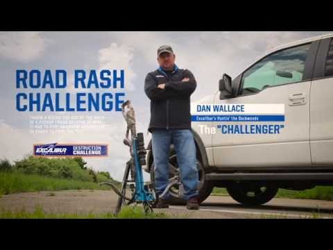 Crossbow Destruction Challenge - Road Rash