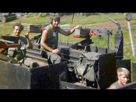 How U.S. Soldiers Built Their Own Deadly Gun Trucks