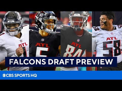 2021 NFL Draft: Falcons Preview [Justin Fields, Trey Lance, Kyle Pitts] | CBS Sports HQ