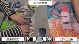 Ronda 2 WCQ Regional Qualifier Barcelona: Kohei(Zoodiac) VS Eric(Antimeta)