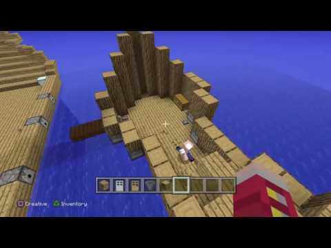 I am the worlds best pirate!!! Minecraft