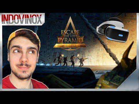 LA NUOVA VITA DI ASSASSIN'S CREED! Assassin's Creed: Escape The Lost Pyramid - Beyond Medusa's Gate