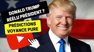 Voyance 212 | Donald Trump sera-t-il réélu Président des États-Unis ? | Bruno Voyant Médium Biden