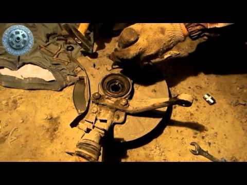 Как заменить гранату (шрус) на ваз 21213