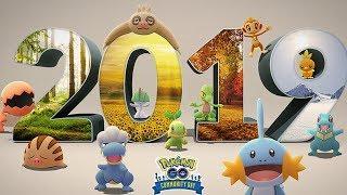 ¡COMMUNITY DAY de DICIEMBRE con TODOS los de 2018 y 2019 en Pokémon GO! [Keibron]