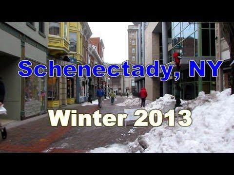Schenectady, NY Winter 2013