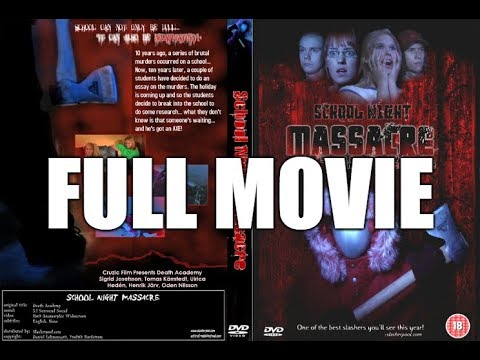Death Academy – Full Movie