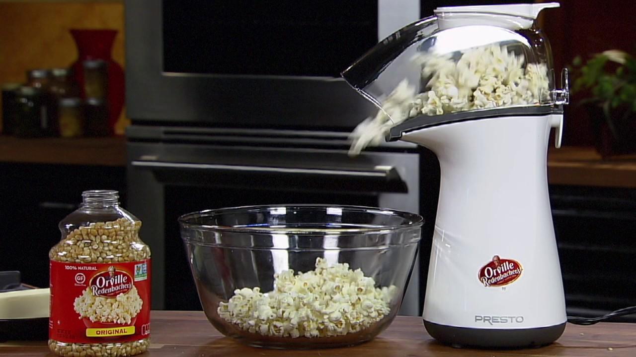 Orville redenbacher popcorn maker instructions coca cola hot air.