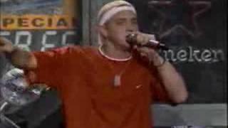 Eminem - The Real Slim Shady Live