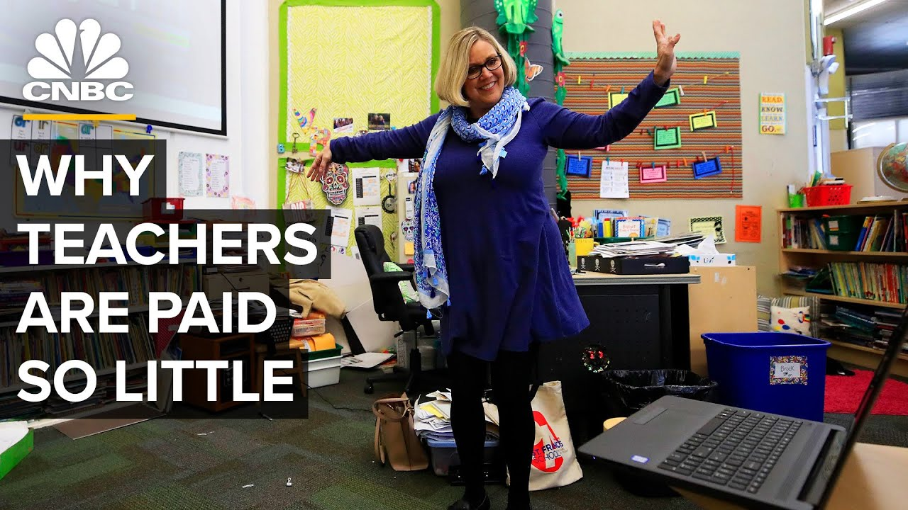 Download Why Teachers Are Paid So Little In The U.S.