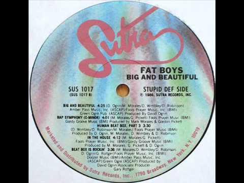 Fat Boys - Beat Box Is Rockin'