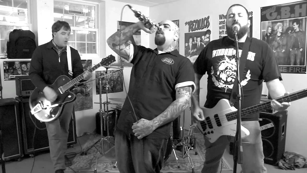 """Download Armed Suspects - """"For the Punks & Skins"""" Oi! the Boat Records"""