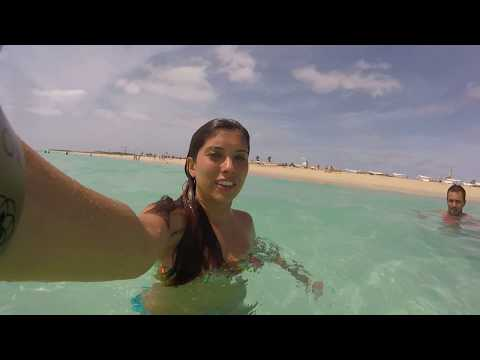 Diving in Sal Island, Cabo Verde
