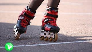 Роликовые коньки - польза и вред. Кому можно, а кому нельзя кататься на роликах.
