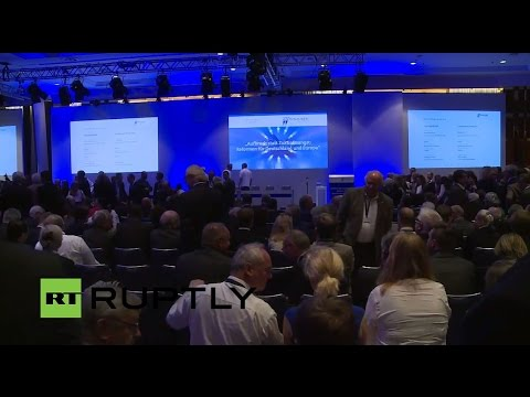 LIVE: Jeb Bush speaks at CDU Economy Council meeting in Berlin