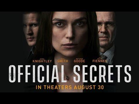 Official Secrets (2019) Official Trailer