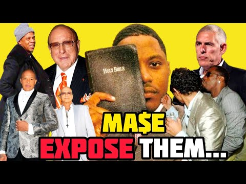 Mase Says The Gayte Keepers In The Industry That's Been In Power For Over 20 Years Gotta Go