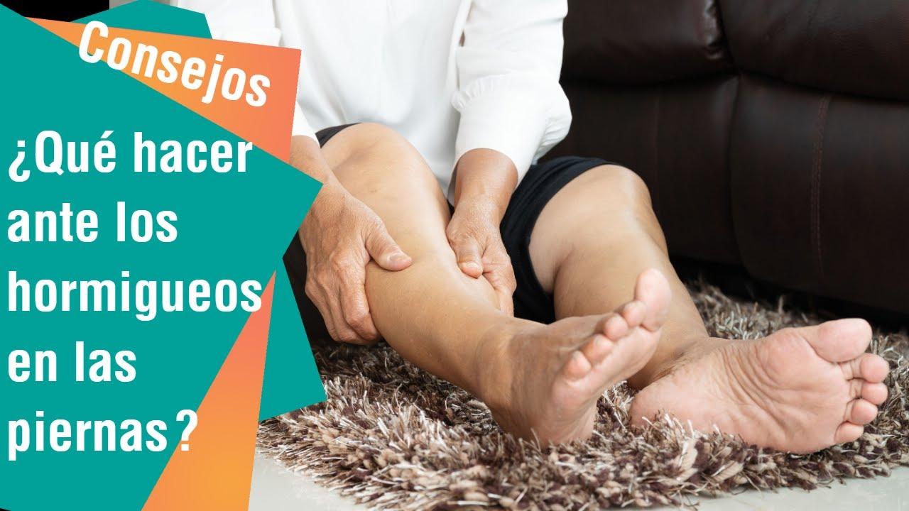 que hacer para los calambres de pies y manos