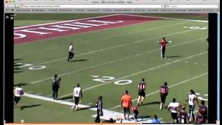 Eddie Ray Ronco 2015 Spring Highlights (Foothill College)