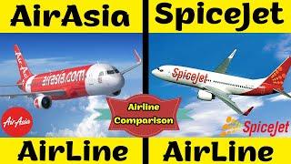 AirAsia India VS SpiceJet Airlines | Airline Comparison | Placify 2020