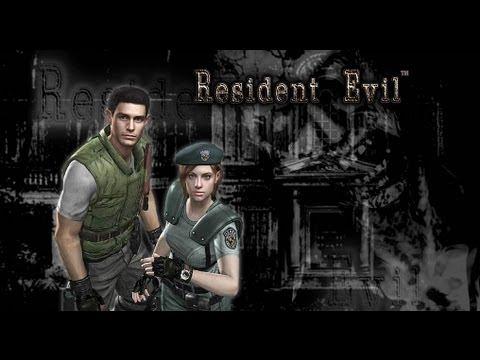 GameCube Classics 001 - Resident Evil Remake