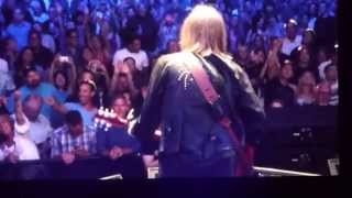 Tom Petty & The Heartbreakers : Free Falling : San Diego (Aug 3, 2014)
