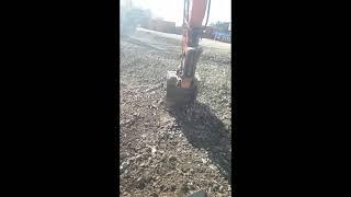 Excavator 06w 타이어 굴삭기 포크레인 파이날 토류겐