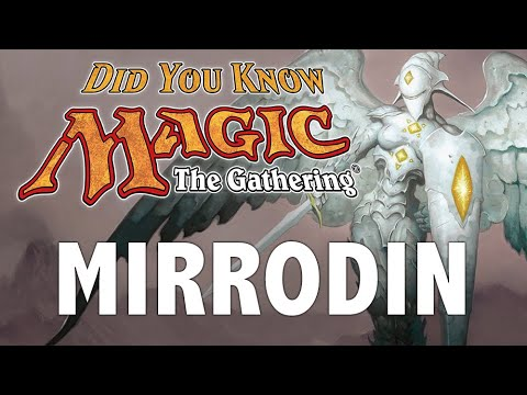 Mirrodin: Did You Know Magic - Feat. Jumbo Commander