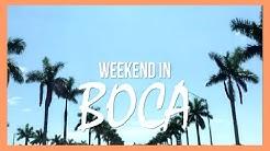 TRAVEL VLOG | MIAMI, BOCA RATON, SOUTH FLORIDA