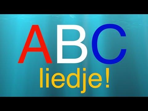 Het ABC Alfabet liedje leren in het Nederlands