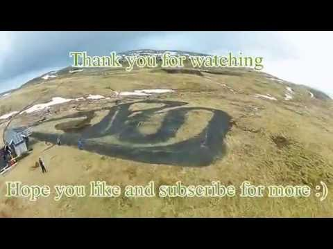 Art of Flying RC in the Faroe Islands. Can be very windy some times up here [HD]