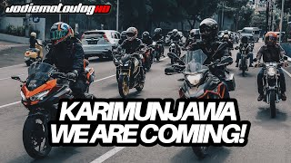 TOURING KE KARIMUNJAWA - MAMPIR KE BASECAMP DJARUM!!! (PART 2 END)