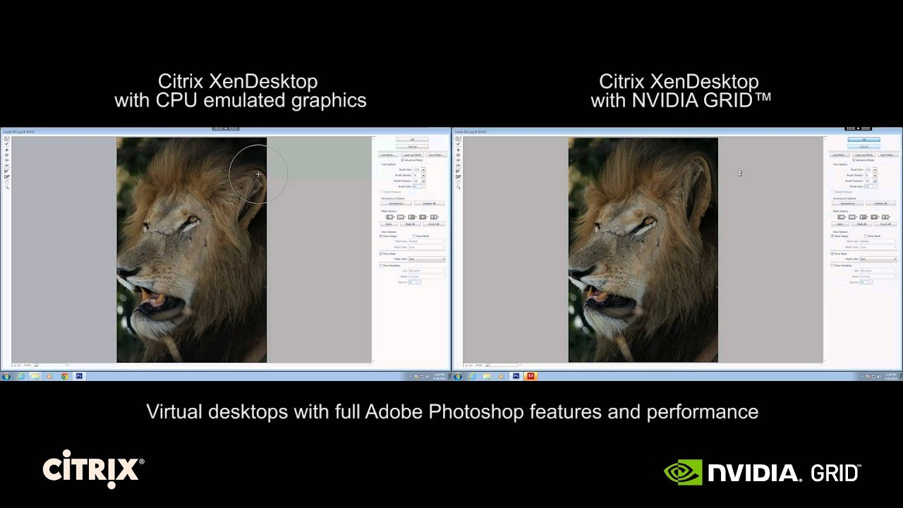 XenDesktop Desktop Virtualization and NVIDIA GRID   NVIDIA