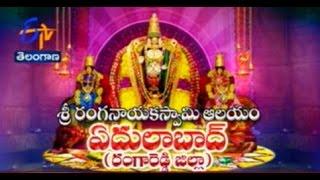 Sri Ranga Nayaka Swamy Temple Edulabad (R. R .Dist) TS తీర్థయాత్ర - 23rd June 2015