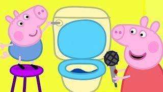Peppa Pig Português Brasil  Fiascos e Boo Boos  Desenhos Animados