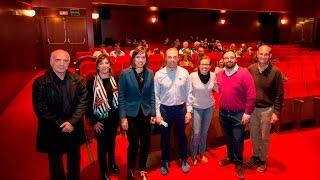 """Sesión """"Un viaje de 10 metros"""", Bocados de cine 2016."""