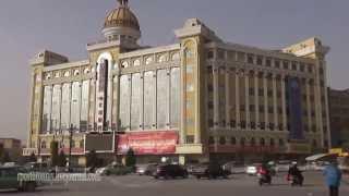 Кашгар часть 1(Кашгар - древний уйгурский город на Великом Шелковом Пути. Оазисом до II в. до н. э. владели Юэчжи, потом тюрки..., 2014-04-02T14:48:41.000Z)