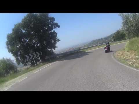 Castiglion Fiorentino in moto