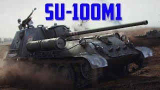 Pokaż co potrafisz !!! #1182 Mini Dzik w akcji :) SU-100M1