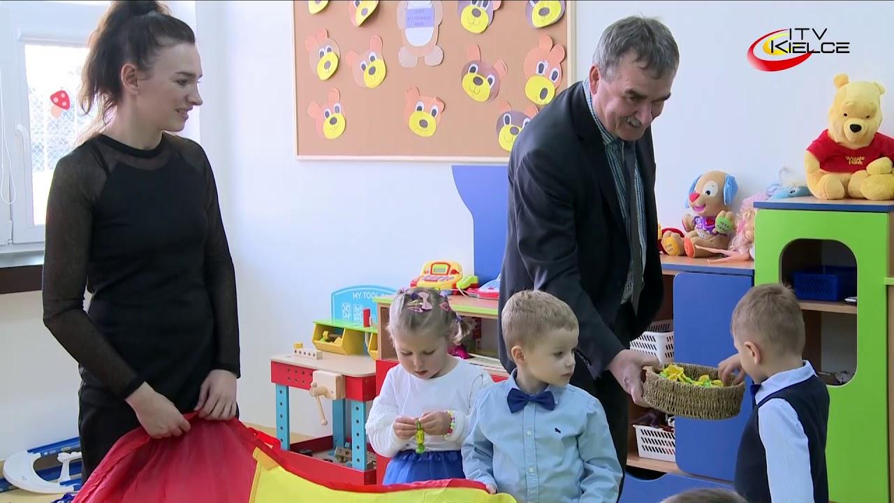 Oddziały przedszkolne otwarto w SP nr 34 – ITV Kielce