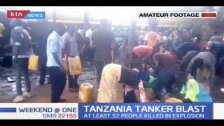 BREAKING NEWS: At least 57 people killed, 65 others injured in Morogoro tanker blast