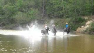 Horseback Riding San Jacinto River