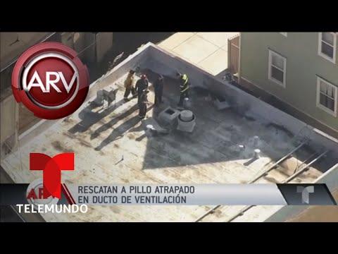 Un ladrón se queda atrapado dos días en el conducto de ventilación de un restaurante